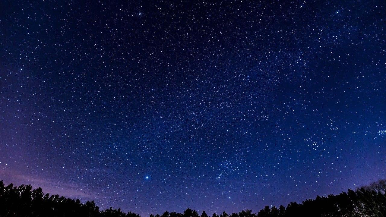 ペルセウス座流星群イメージ画像