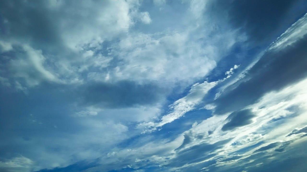 台風14号イメージ画像