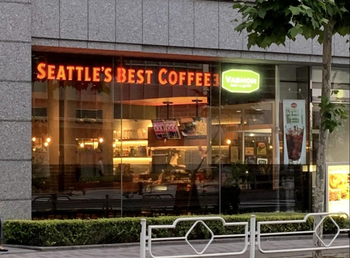 シナボン・シアトルズベストコーヒーシーモール下関店